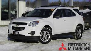 2013 Chevrolet Equinox LS! ALLOYS! ONLY $60/WK TAX INC. $0 DOWN!
