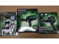 NEW! Air Tool Set + Sandblaster + Wrench £50ono