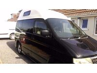 Campervan 2-4 birth, Mazda Bongo High Top with unused brand new side awning