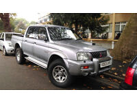 Mitsubishi L 200 Warrior 4x4 Double Cab