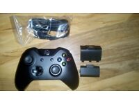 Xbox one pad - new charger pack
