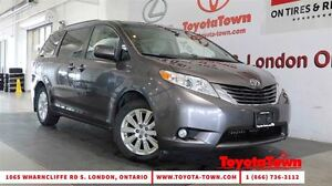 2015 Toyota Sienna 7 PASSENGER LE AWD DUAL SLIDING DOORS