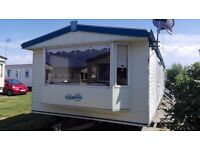 BARGAIN CARAVAN FOR SALE ON PRESTHAVEN North Wales 3 bedroom private