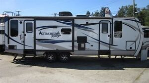 2015 Outdoors RV Timber Ridge 260CIS