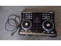 ONLY £80! American Audio VMS2 DJ controller. Built like a tank. In-built soundcard. External inputs