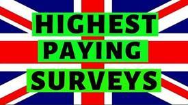 Students paid survey