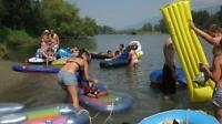Float on the Shuswap