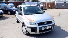 LOW MILEAGE FORD FUSION & SOLD WITH NEW MOT AND WARRANTY ON PURCHASE