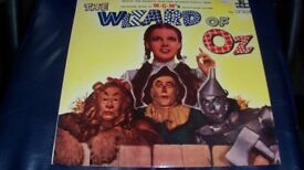 THE WIZARD OF OZ LP