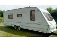 Ace4wheel caravan