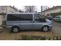Ford transit tourneo minibus