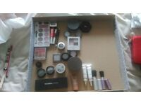Huge make up job lot 30+ items: Dior light tan powder, prescriptives all skins face powder, £35!!!