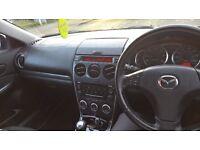 Mazda 6 2007 2.0 diesel black Low mileage!!! 49k