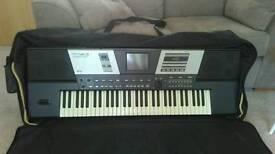Roland VA-5 Arranger Touchscreen Keyboard Full 61 Keys With Power Cord