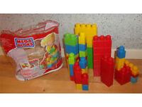 Mega Bloks Set x3 (Assorted)