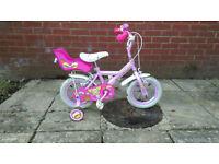 "Apollo Cupcake bike, 12"" wheels"