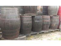 Oak barrels FREE delivery