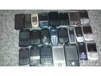 Mobile job lot 23 phones
