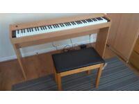 In very good condition! Roland F-30e digital piano for sale