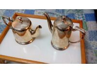 Tea & Coffee pot set