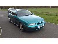 VAUXHALL CALIBRA SE 2.0 8V WITH NEW MOT