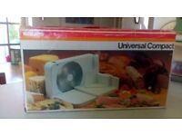 Krups Universal Compact Electric Food Slicer. Collection only.