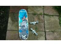 Skateboard bits