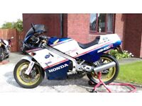 1986 Honda NS400R UK Model
