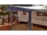 Caravan awning to fit a 23.5 foot caravan (960mm Size 13 )