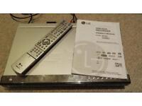 LG HDD/DVD Recorder - RH188S