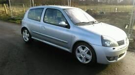 Clio 172 10 months test