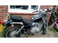 1985 Yamaha xj700 maxim 1years mot