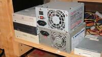 power supply for PC, 425w and 250w