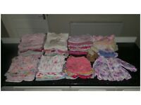 Girls clothes 0-3 and 3-6 months