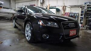 2010 Audi A5 2.0T, LEATHER, SUNROOF, 6 SPEED
