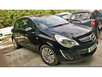 Vauxhall Corsa Excite ac 2011 year low mileage