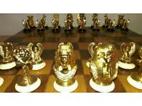 Franklin Mint Chess Set