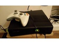 Xbox 360 w/ 16 games