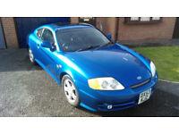 Hyundai Coupe 2.0 SE 3dr Blue