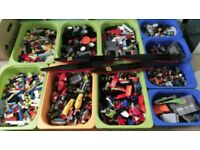 Lego _ Assorted Lego Technic, Creator, Creations, racers, bionicles