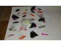 Salmon & Trout Flies