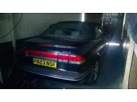 saab convertable for sale