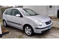 VW POLO 1.9 TDI /mint condition /full service history with recently serviced