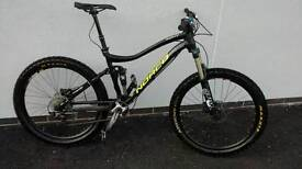 Norco sight 2 2013 full suspension mountain bike