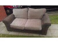 Small double sofa bed in good condition