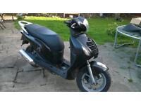 2008 Honda ps 125cc