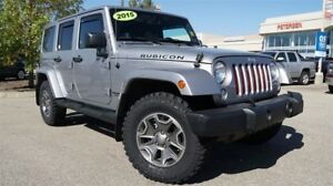2015 Jeep WRANGLER UNLIMITED Rubicon| Nav| Heat Seat| Rem Strt|