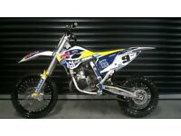 2015 HUSQVARNA TC 85 SW SMALL WHEEL KIDS MOTOCROSS MX BIKE