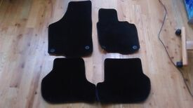 VW Golf Mk6 car mats
