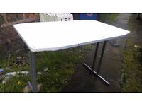 Campervan/caravan table